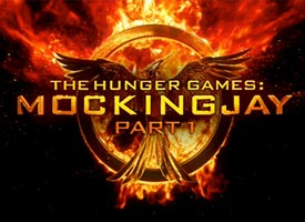 Movie review: 'The Hunger Games: Mockingjay — Part 1′