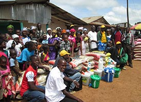 LMI partnerships ease Ebola response in West Africa