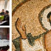 A mosaic above the altar in the chapel of Mekane Yesus Seminary in Addis Ababa, Ethiopia. (Erik M. Lunsford/LCMS Communications)