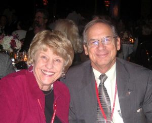 The Rev. Roger Krause and his wife, Bernice, attend the LCEF awards ceremony where Roger received the Fred E. Lietz Individual Award. Krause served as Rocky Mountain District president for 10 years, an LCEF circuit representative for seven years, and a Consecrated Stewards coordinator for the last four years. (Lutheran Church Extension Fund)