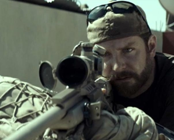 Movie Review: 'American Sniper'