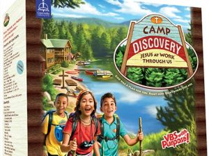 """The """"Camp Discovery"""" Starter Kit includes resources for children from pre-kindergarten through fifth grade. (Concordia Publishing House)"""