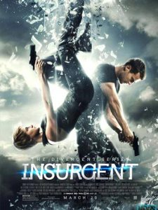 """""""Insurgent"""" is the second film in the Divergent series based on the young-adult book trilogy by Veronica Roth. While director Robert Schwentke provides a serviceable sequel to last year's """"Divergent,"""" brooding teenage angst and a desire for acceptance replace the joy and excitement of the first film."""