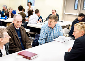 Teaching the Faith to Strengthen Congregations