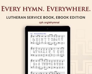New digital 'Lutheran Service Book' available