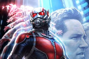 """While the comedic """"Ant-Man"""" is about redemption, it's not about redemption and righteousness in the eyes of God, but rather in the eyes of the world."""