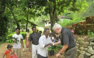 The Rev. Roger James, an LCMS missionary serving in Sri Lanka, teaches vicars to help strengthen the Lanka Lutheran Church. Providing those vicars with stipends is one of 11 international mission projects selected for support by Jesus Is Lord Mission, an independent mission society that has raised more than $2.4 million for LCMS mission work since 2002. (LCMS Mission Advancement)