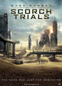 """While this sequel has lots of action, it's also missing some of the things that made the first """"Maze Runner"""" film intriguing and fun, writes reviewer Rev. Ted Giese."""