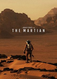 """""""The Martian"""" tells the fictional story of an astronaut, played by Matt Damon, who's left for dead on the surface of Mars during an emergency evacuation of a NASA science mission. The stranded astronaut must then figure out how to survive until the next manned mission to Mars arrives some four years in the future."""