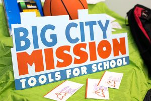 The Big City Mission project will help urban Lutheran schools provide things like lunches, school supplies, playground equipment and tuition assistance. (Concordia Publishing House)