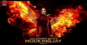 """""""The Hunger Games: Mockingjay — Part 2,"""" the fourth film in the """"Mockingjay"""" series, resolves the love triangle between Katniss Everdeen (played by Jennifer Lawrence, above), Gale Hawthorne (Liam Hemsworth) and Peeta Mellark (Josh Hutcherson)."""