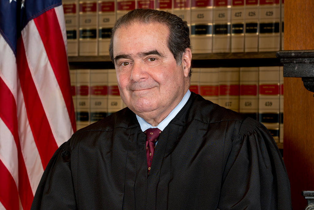 U.S. Supreme Court Justice Antonin Scalia, 79, was found dead at a Texas ranch on Feb. 13.