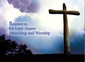 Resources available for Lent