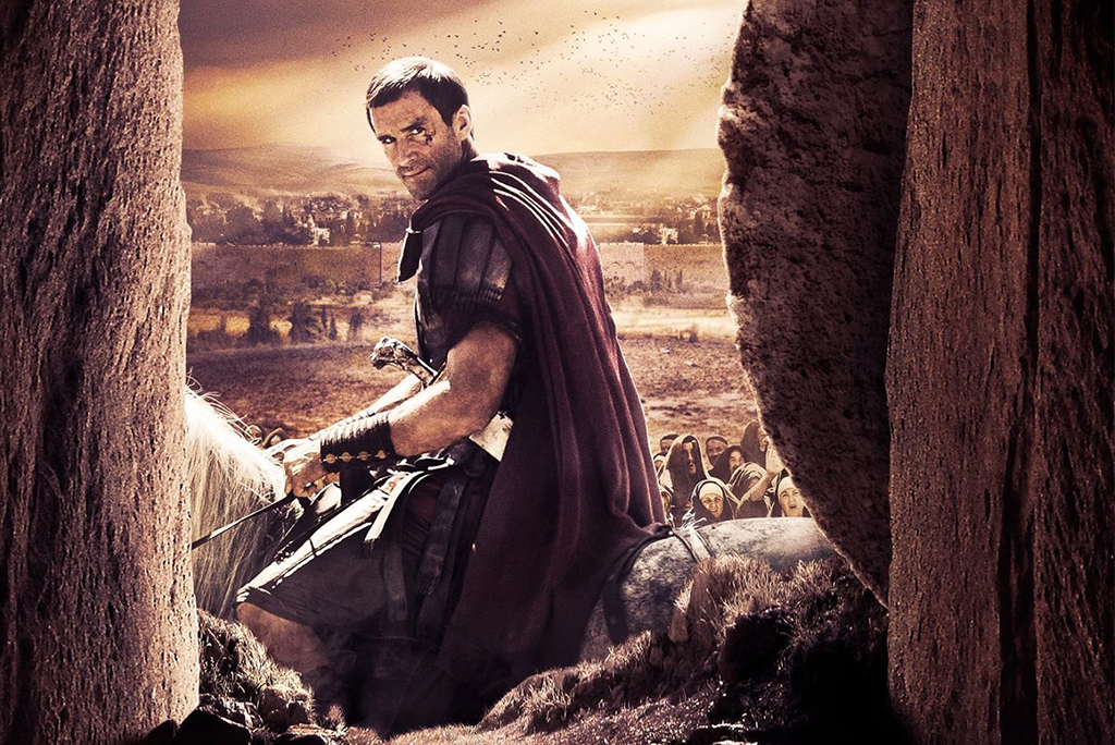 """In the film """"Risen,"""" Joseph Fiennes plays a Roman tribune, Clavius, who is present at the crucifixion of Jesus and then must come to terms with who Jesus is, based on hard evidence."""