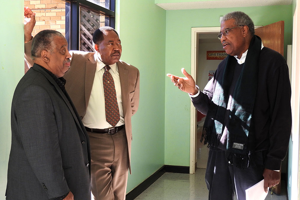 Supporting Selma college is top concern for Black Caucus