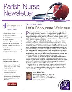 Parish-Nurse-Newsletter-Spring-2016-Promo-GCF
