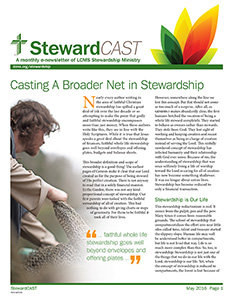 LCMS-StewardCAST-Newsletter-May-2016-GCF-Promo