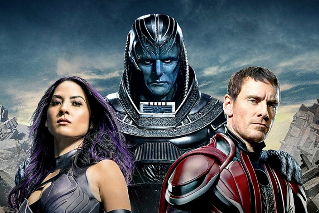 If watching the world on the brink of total destruction over and over again has become tedious and exhausting, then it may well be best to steer clear of this film, writes reviewer Rev. Ted Giese. But for long-time fans of MARVEL's X-Men franchise, it will be very engrossing.