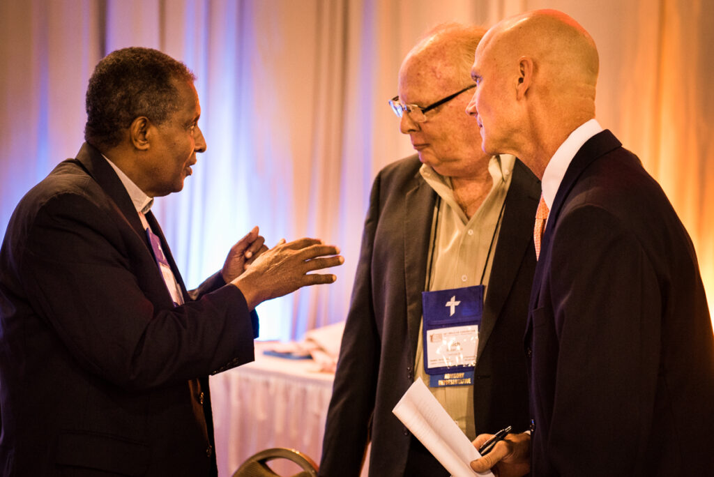 Photographs on Wednesday, July 13, 2016, at the 66th Regular Convention of The Lutheran Church–Missouri Synod, in Milwaukee. LCMS/Frank Kohn