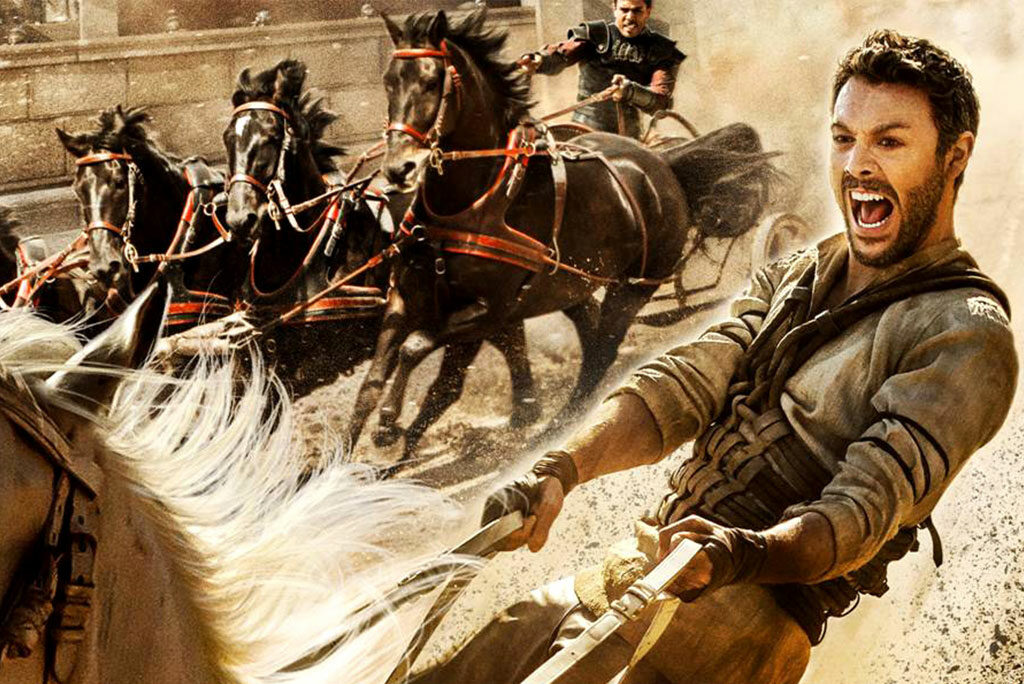 """Director Timur Bekmambetov's """"Ben-Hur"""" differs in content from the 1959 William Wyler film starring Charlton Heston, and it's about an hour shorter."""