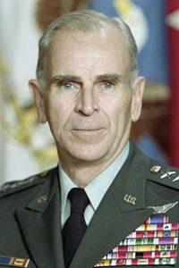 Gen. John W. Vessey Jr. (1922-2016)