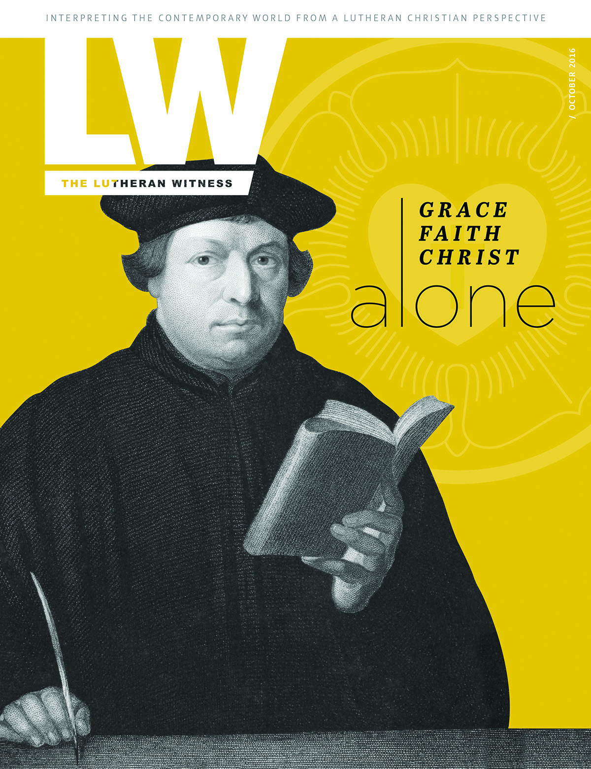 Lutheran Witness October 2016 Lcms News Amp Information