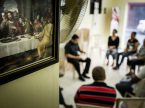 A Bible study in Santiago, Dominican Republic, one of many mission fields for The Lutheran Church—Missouri Synod. (LCMS/Erik M. Lunsford)