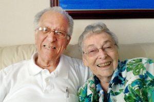 The Rev. Carlos H. Puig and Joan Puig (1925-2016)