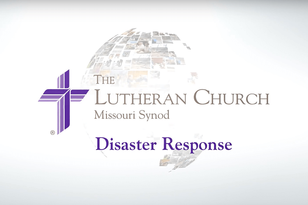 Disaster Response Video Update