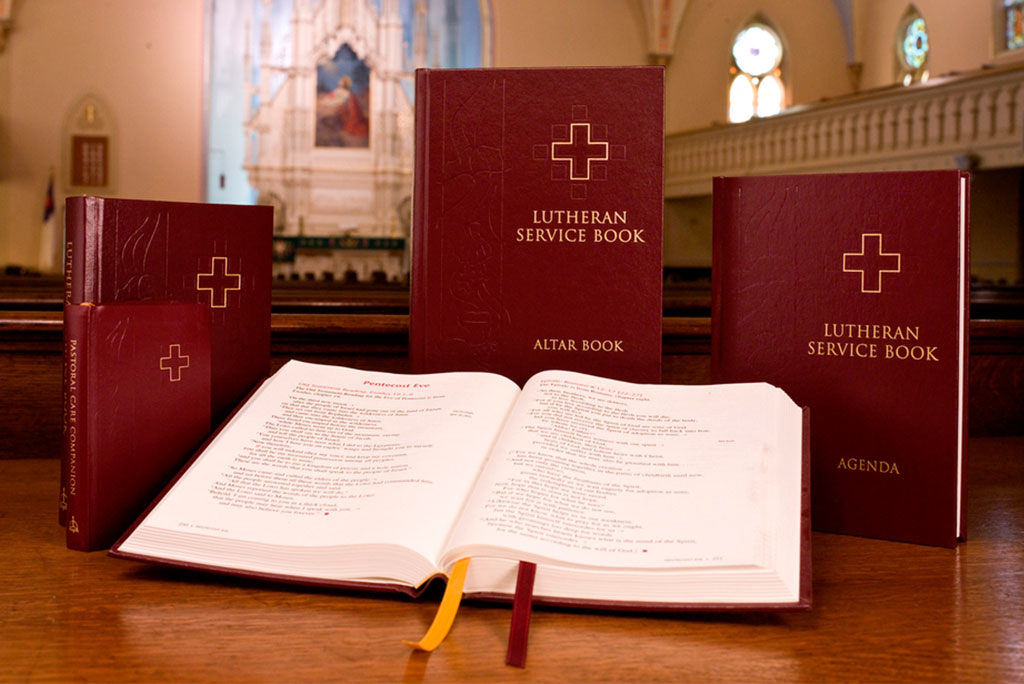10 years of 'Lutheran Service Book'