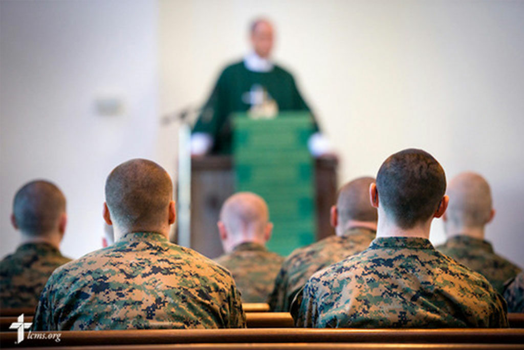The LCMS awaits a response after sending a request Sept. 8 to the Secretary of Defense to ensure specific protections for chaplains, service members, medical personnel, Department of Defense (DoD) civilians and other DoD-affiliated employees, as service members purportedly are experiencing increasing restrictions on living out their faith in their military vocations. As of Nov. 11, it remains unclear when and how DoD officials will respond. (LCMS/Erik M. Lunsford)