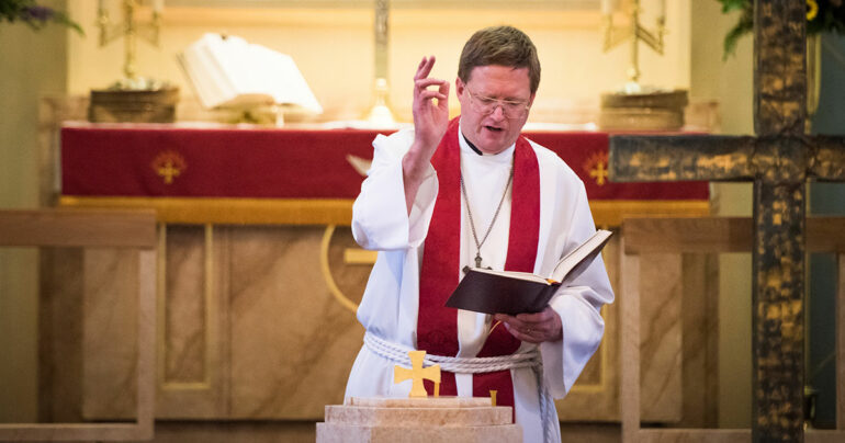 Pastoral Blessing and the Benediction