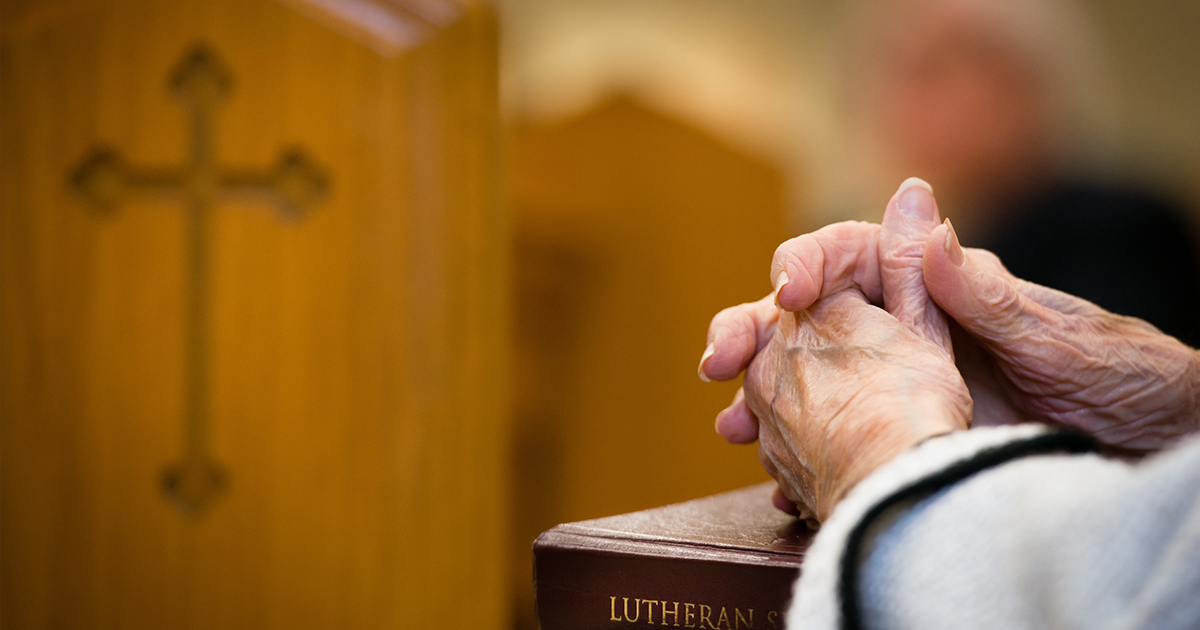 "Rosary Ring Luminous Plastic 1-3/4"" 95311 |Lutheran Invocation"