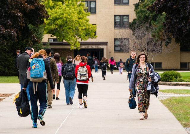 Campus clips - Outstanding educators, expanding programs